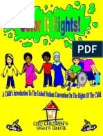 Color It Rights Coloring Book
