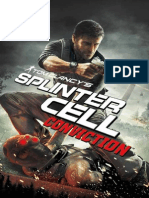 Tom Clancys Splinter Cell Conviction Manual