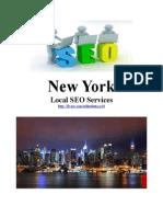 New York Local SEO Services