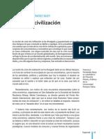 FERNANDEZ BUEY, F. Crisis de Civilizacion