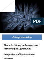 entrepreneurship 2003