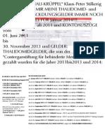 """MÖRDER """"IM THALI-KRÜPPEL"""" Klaus-Peter Stilkerig UNTERSCHLUG MIR MEINE THALIDOMID- und PFLEGE- und BESOLDUNGSGELDER IMMER NOCH im Dezember 2013 FÜR Januar 2014!!!.pdf"""