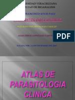 Atlas de Parasitologia q.c. Alma Gonzalez Castillo