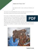 Lectura - Disputa Entre Yemaya y Oya