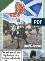Longs Peak Scottish-Irish Highland Festival 2009