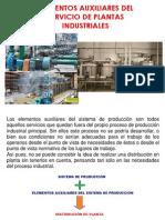 Elementos Auxiliares Del Servicio de Plantas Industriales