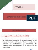 Tema 1.Consti. de Socie