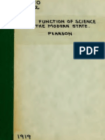 Function of Science