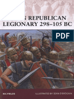 OW162 Roman Republican Legionary 298-105 BC