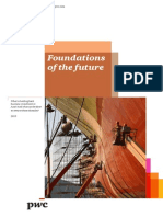 PwC Fundations of the Future Infrastructure Development