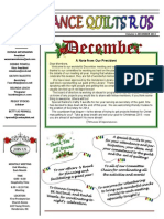 Newsletter Dec 2013