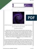 Psychicvisions.org Kabalah Reading