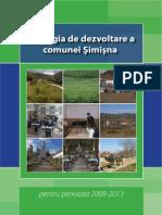 SIMISNA - Plan Strategic de Dezvoltare Pentru Perioada 2009