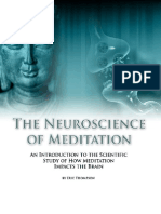 Neuroscience of Meditation - Chapter 3