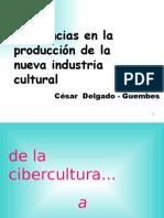 CDG - Nueva Industria Cultural (Mark Dery-Donna Haraway)