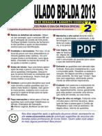 Bb2013simulado.lda Www.cursosolon.com.Br