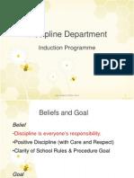 d1 - discipline induction slides v3