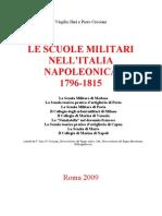 Military Schools in Napoleonic Italy