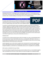 P4 Completing Setup HP DVx 2.01