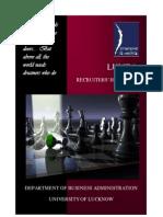 LUMBA Placement Brochure 2010