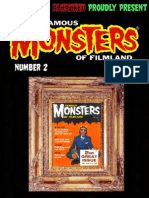 Famous Monsters of Filmland 002 1958 Warren Publishing