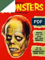 Famous Monsters of Filmland 003 1959 Warren Publishing