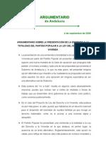 2009-09-04 Ley Del Derecho a La Vivienda