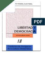 Cuaderno Ife Libertad y Democracia