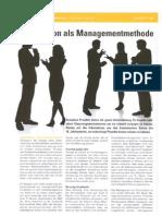 Konversation als Managementmethode