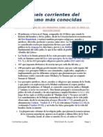 t=1245418625 16583198 Las Seis Corrientes Del Judaismo Mas Conocidas