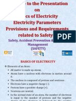 basic Electricity Parameters