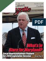 2013-12-26 The Calvert Gazette