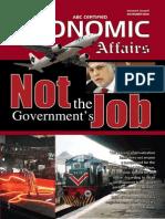 Monthly Economic Affairs November, 2013