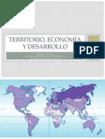 Territorio, economía y desarrollo