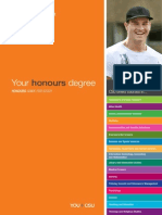 CSU Honours
