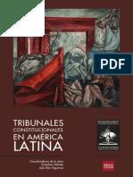 Tribunales Constitucionales en America Latina