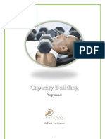 Training Brochure Patsway Consulting