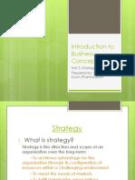 Unit 3 - Strategy