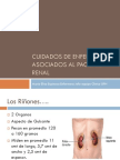 Cuidados Asociados a Las Terapias de Reemplazo Renal EU Maria Elisa Espinoza