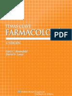 Temas clave Farmacologia 4 edición Capitulo 5