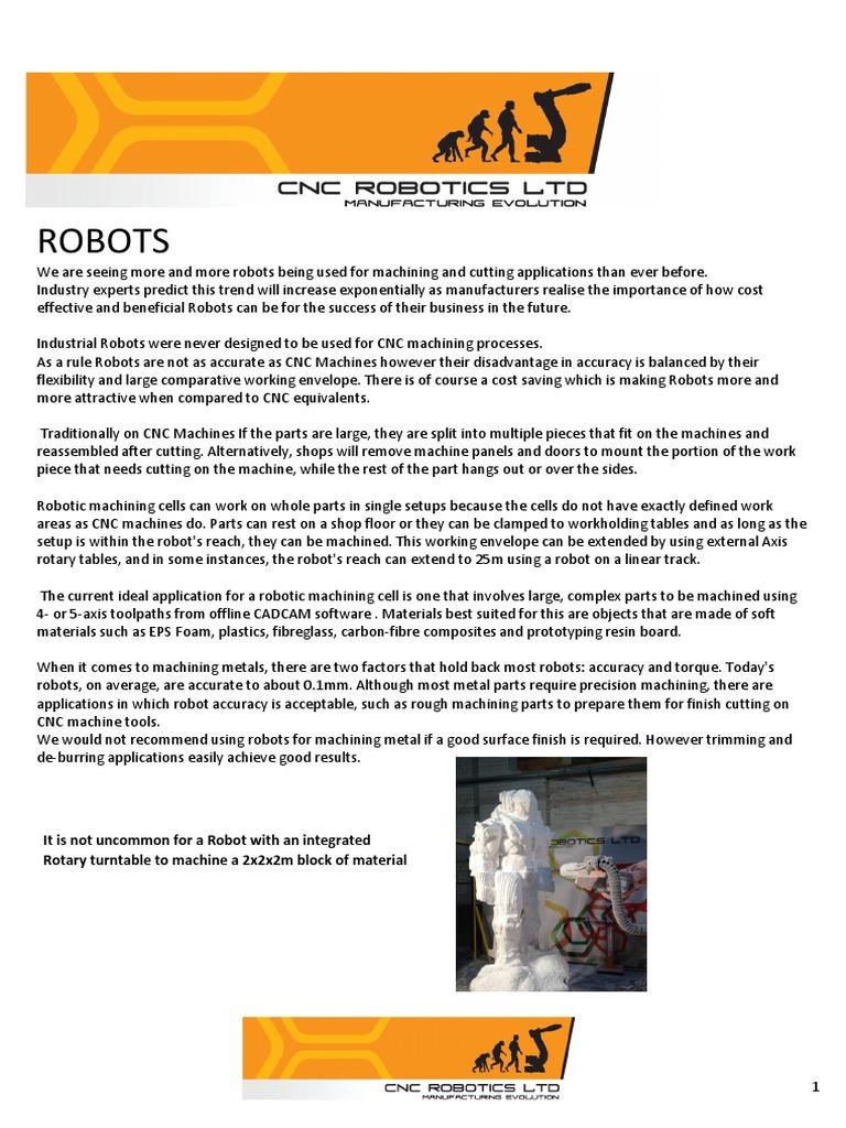 Cnc Robotics Pricelist | Image Scanner | Machining
