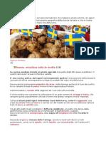 Cucina Internazionale Svezia 15 Ricette