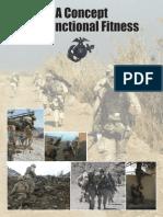 Usmc Functional Fitness Concept