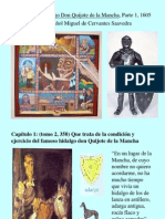 Don Quijote PPT