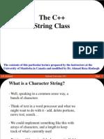 01c String