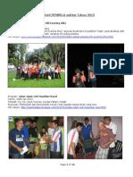 Ringkasan Laporan Aktiviti Pembela 2013