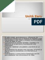 Unité Zero
