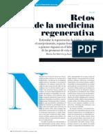 Retos de La Medicina Regenerativa