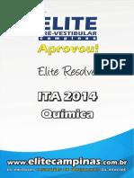 Elite Resolve ITA 2014-Quimica