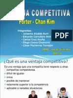 Ventaja Competitiva - porter vs chan kim (pdf)
